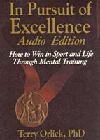 Book Title: In Pursuit of Excellence: Audiocassette - Book